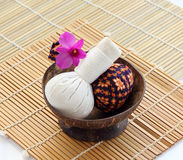 Thai spa and massage. Stock Photography