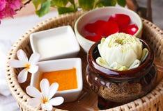 Thai spa massage. royalty free stock image