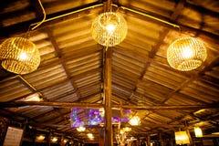 Thai specialties lanterns Stock Photos