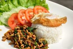 Thai spicy food Royalty Free Stock Photos