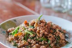 Thai Spicy Food Stock Image