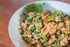 Thai Spicy Food Royalty Free Stock Photo