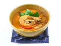 Thai spicy food Stock Photography