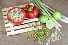 Thai Spicy tuna Stock Images