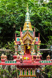 Thai spirit house. Photo form Thai Style Stock Photo