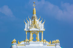 Thai spirit house Royalty Free Stock Photo