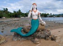 thai statyer Fotografering för Bildbyråer