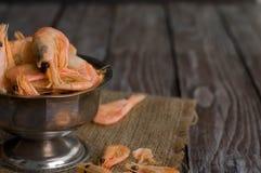 Thai Steamed shrimp Stock Image
