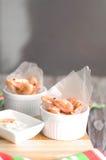 Thai Steamed shrimp Stock Photography