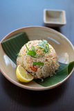 thai stekt rice arkivfoton