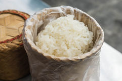 Thai Sticky Rice Royalty Free Stock Images