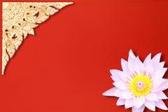 thai stil Royaltyfri Fotografi