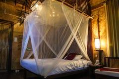thai stil för bungalow Arkivbild