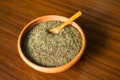 Thai stir spices Royalty Free Stock Photo