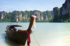thai strand Royaltyfri Fotografi