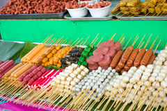 Thai street food Royalty Free Stock Photo