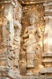 Thai stucco. Thai ancient stucco in Chiangmai Thailand Stock Images