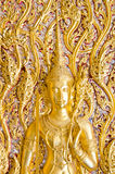 Thai stucco images. Stock Images