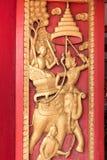 thai stuckatur arkivbilder