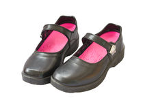 Thai student shoes Stock Photography