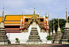 thai stupa Royaltyfria Foton