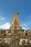 Thai Stupa Stock Image