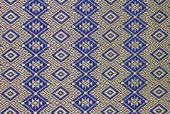 Thai style. Pattern of thai native cloth Stock Photos