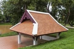 Thai style architect Stock Images