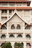 Thai style architecture Stock Image