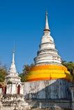 Thai style architecture Royalty Free Stock Photos