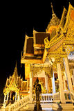 Thai style architecture Stock Photography