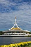 Thai style architecture Stock Photos