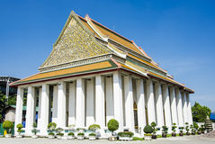 Thai style architecture Royalty Free Stock Photography