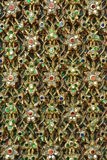 Thai style art background Royalty Free Stock Photography