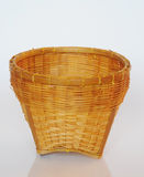 Thai style basket Stock Images