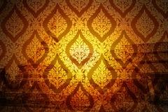 Thai style beautiful traditional pattern vector illustration