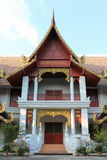 Thai style building Stock Images