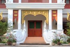 Thai style building Stock Photos