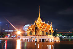 Thai-style buildings Stock Image