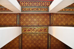 Thai Style Ceiling Stock Image