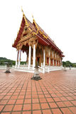 Thai style church Royalty Free Stock Photo