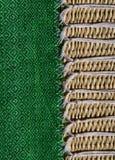 Thai style cotton Royalty Free Stock Image