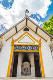Thai style crematory. Site for burn dead people Stock Images