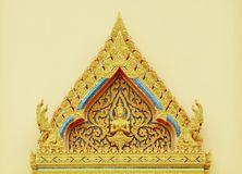 Thai style decoration Stock Photography