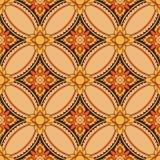 Thai style design pattern Stock Photography