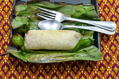 Thai style dessert Stock Images