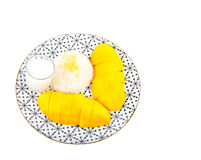 Thai style dessert Stock Photography