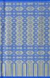 Thai style fabric Royalty Free Stock Image