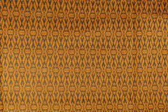 Thai style fabric pattern Stock Photo