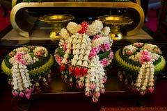Thai Style Festoon Stock Images